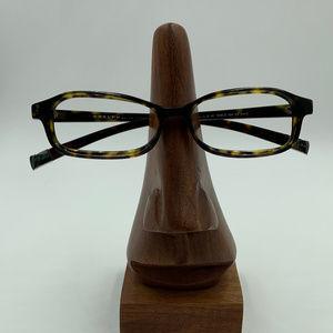 Ralph Lauren 7535 Tortoise Green Oval Sunglasses